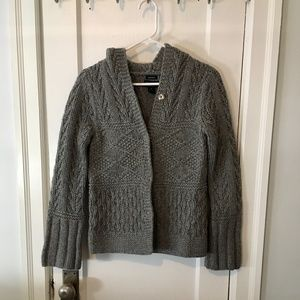 American Eagle Outfitters hoodie cardigan sweater